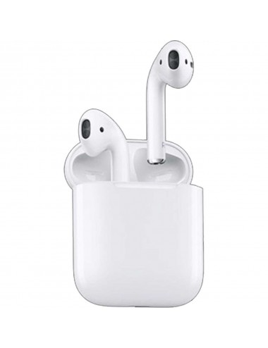 Acc. Apple AirPods Headphone Wireless Charging Case 2019 white MRXJ2__-A