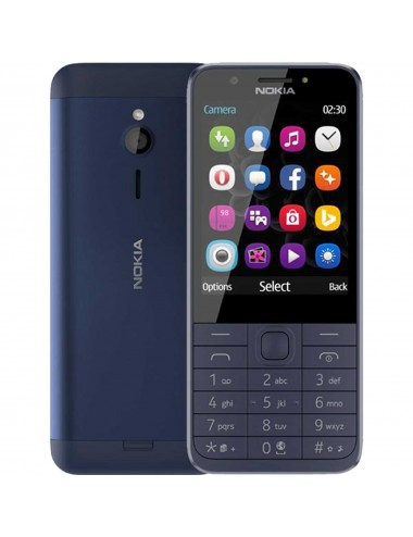 Nokia 230 Dual-SIM pacman blue EU