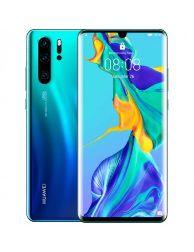Huawei P30 Pro 4G  6GB 128GB RAM Dual-SIM aurora blue EU