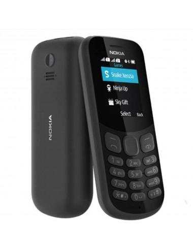 Nokia 130 (2017) Dual-SIM black EU