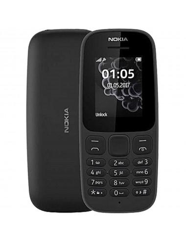 Nokia 105 (2019) Dual-SIM black EU