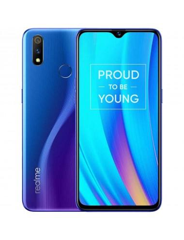Realme 3 Pro 4G 64GB 4GB RAM Dual-SIM nitro blue EU