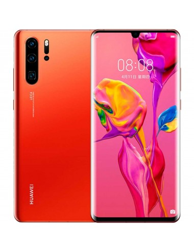 Huawei P30 Pro 4G 128GB 8GB RAM Dual-SIM red-amber sunrise EU