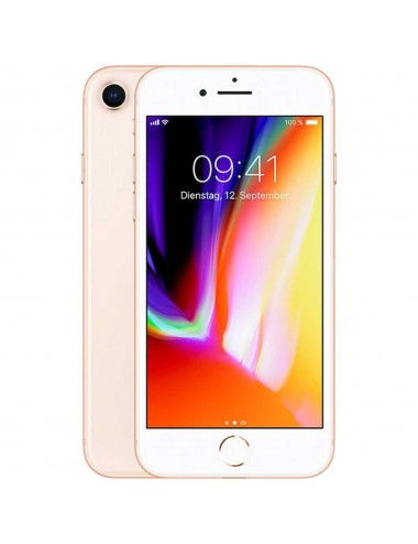 Apple iPhone 8 4G 64GB gold EU MQ6J2__-A + MQ6M2__-A