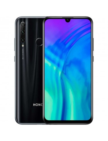 Huawei Honor 20 Lite 4G 128GB Dual-SIM magic night black EU