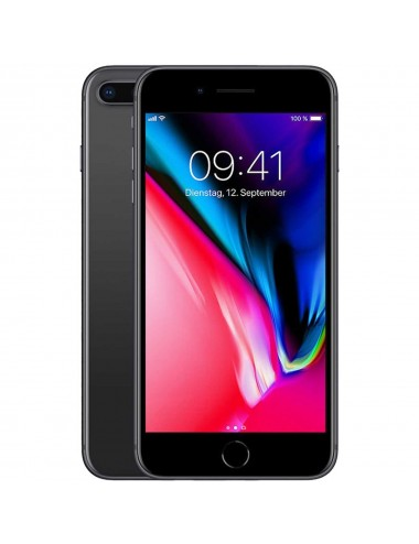 Apple iPhone 8 Plus 4G 64GB space gray EU MQ8L2__-A