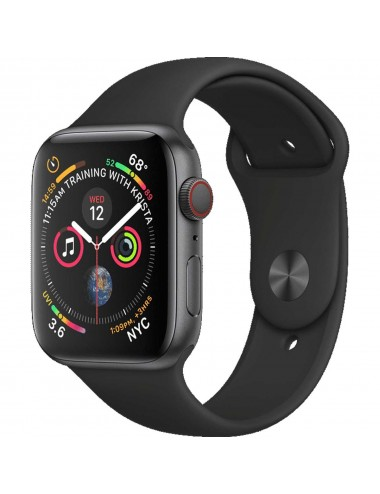 Acc. Bracelet Apple Watch Series 5 32GB space gray Alu cas 40mm black sport band