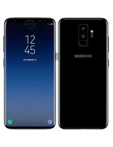 Samsung G960 Galaxy S9 4G 64GB Dual-SIM midnight black EU