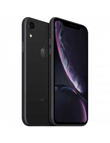 Apple iPhone XR 4G 64GB black EU MRY42__-A