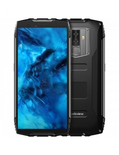 Blackview BV6800 Pro 4G 64GB Dual-SIM black EU