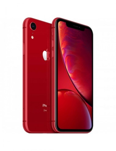 Apple iPhone XR 4G 64GB red EU MRY62__-A