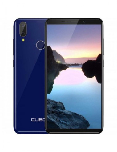Cubot J7 16GB Dual-SIM blue EU