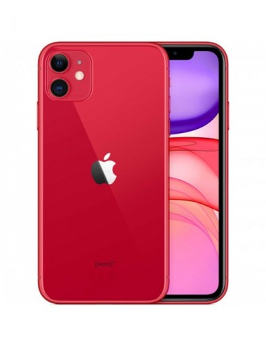 Apple iPhone 11 4G 64GB red EU MWLV2__-A