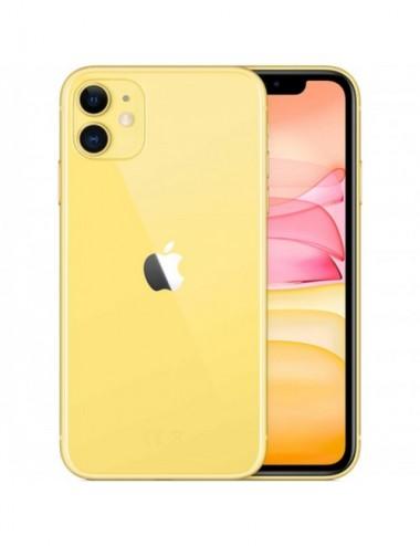 Apple iPhone 11 4G 128GB yellow EU MWM42__-A