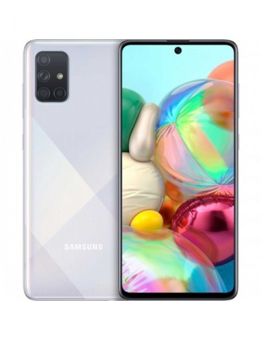 Samsung A715 A71 6GB RAM 128GB Dual-SIM Prism Crush Silver EU