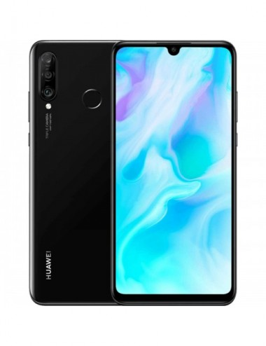 Huawei P30 Lite New Edition Dual Sim 6GB RAM 256GB midnight black EU