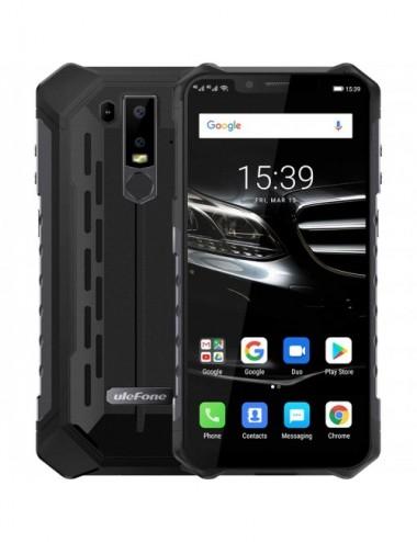 Ulefone Armor 6E 4G 4GB RAM 64GB DS black EU