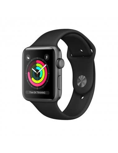 --apple watch serie 3 38mm gps grey