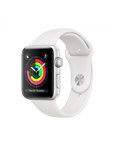 --apple watch serie 3 38mm gps white