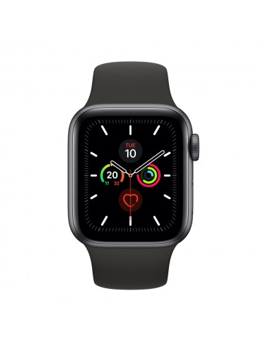 --apple watch serie 5 40mm gps grey