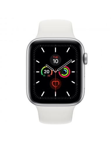 --apple watch serie 5 40mm gps white