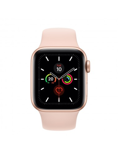 --apple watch serie 5 40mm gps pink