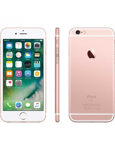 Apple iPhone 6s 4G 32GB rose gold EU MN122__-A