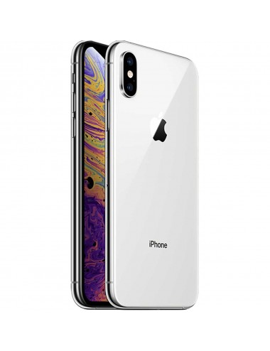 Apple iPhone XS 4G 256GB silver EU MT9J__-A