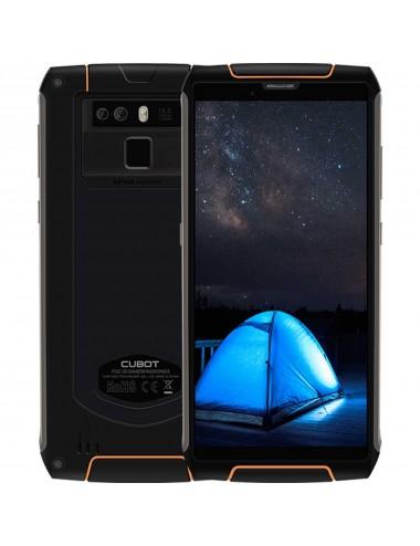 Cubot King Kong 3 4G 64GB Dual-SIM black EU