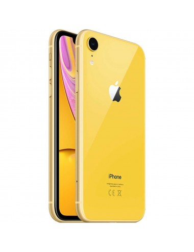 Apple iPhone XR 4G 64GB yellow EU MRY72__-A