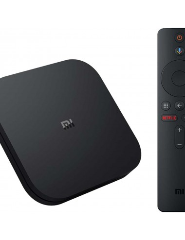 Smart Home Mi TV Box S black